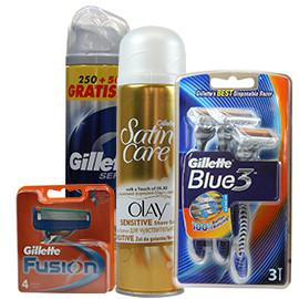 Productos afeitado