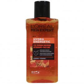 L'Oréal Men expert after shave 125 ml. Hydra energetic.