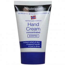 Neutrogena crema de manos 50 ml. Hidratante concentrada.