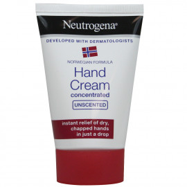 Neutrogena hands cream 50 ml. Sensitive skin.