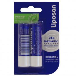 Liposan lipstick 2X4,8gr. Original