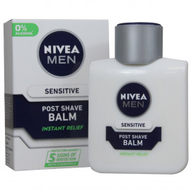 Nivea men aftershave 100 ml. Sensitive.