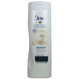 Dove body lotion 400 ml. Essential Dry Skin.