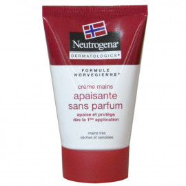 Neutrogena handcream 50 ml. Moisture sensitive skin.