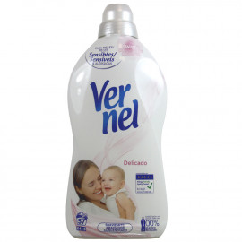 Vernel clothes softener 1,311 l. Delicate.