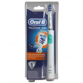 Oral B cepillo de dientes eléctrico 1u. Trizono 600.
