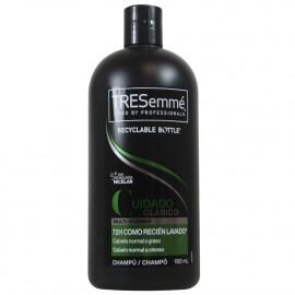 Tresemmé shampoo 900 ml. Classic care with micellar technology.