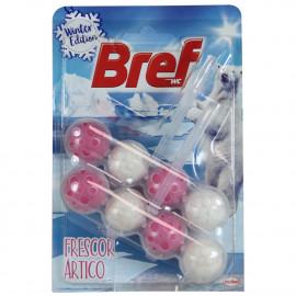 Bref WC 2X50 gr. Fresh Artic.