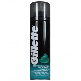 Gillette foam shave 200 ml. Piel sensible.