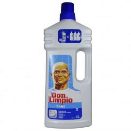 Don Limpio 1,3 l. Bath fresh scent.