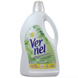 Vernel suavizante para la ropa 2,25 l. Higiene y Pureza.