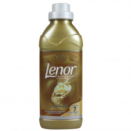 Lenor concentrated softener 650 ml. Gold Orchid.