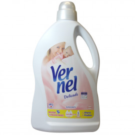 Vernel clothes softener 2,25 l. Delicate.