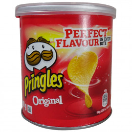 Pringles patatas 40 gr. Original 12 u.