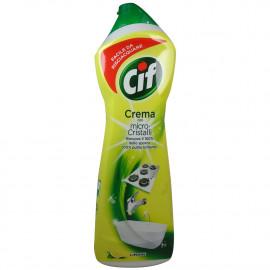 Cif Crema limpiador 750 ml. Limón.