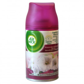 Air Wick spray refill 250 ml. Smooth Satin & Moon Lilly.