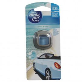Ambipur car freshener clip 2 ml. Ocean.