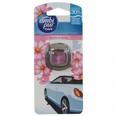 Ambipur Car clip 2 ml. Flowers & spring.