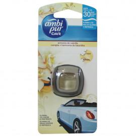 Ambipur car freshener clip 2 ml. Vanilla harmony.