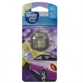 Ambipur ambientador coche clip 2 ml. Vainilla.