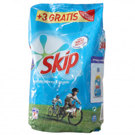 Skip powder detergent 21 dose bag 1,26 kg.