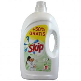 Skip liquid detergent 39 + 39 dosis 4,68 l. Aloe Vera.