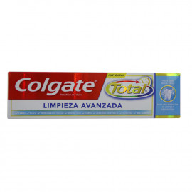 Colgate toothpaste 75 ml. Total.