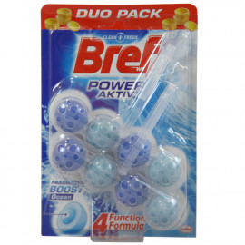 Bref WC Power Active 2X50 gr. Ocean.