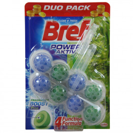 Bref WC Blue Active 2X50 gr. Pino.