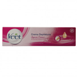 Veet depilatory cream 180 ml. Suprem Essence.
