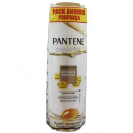 Pantene shampoo 360 ml. + Conditioner 300 ml. Protect & Repare.