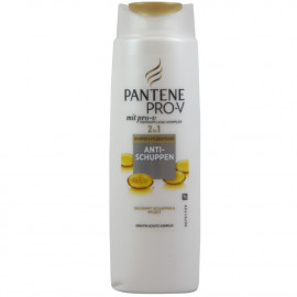 Pantene shampoo 250 ml. Anti-dandruff 2 in 1.