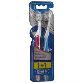 Oral B toothbrush Pro-Expert 2 u. Sensitive.