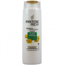 Pantene shampoo 250 ml. Smooth & Silky.