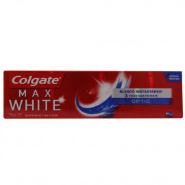 Colgate tootbrush 75 ml. Max White Optic.