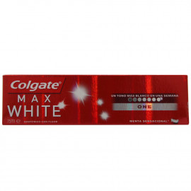 Colgate tootbrush 75 ml. Max White One.
