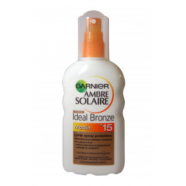 Garnier Spray solar 200 ml. Protection 15.