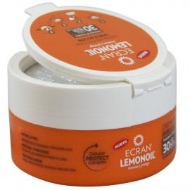 Ecran crema solar 200 ml. Zanahoria protección 30.