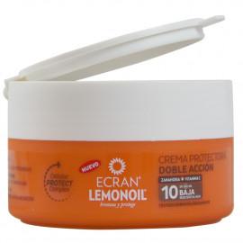 Ecran crema solar 200 ml. Zanahoria protección 10.