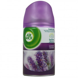 Air Wick spray refill 250 ml. Lavender.