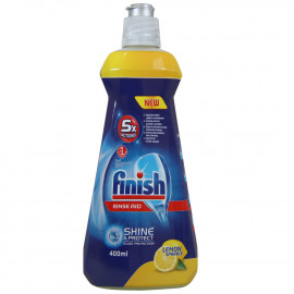 Finish polish 400 ml. Lemon.