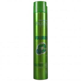 Garnier Fructis Style laca 400 ml. Cuerpo y Volumen.