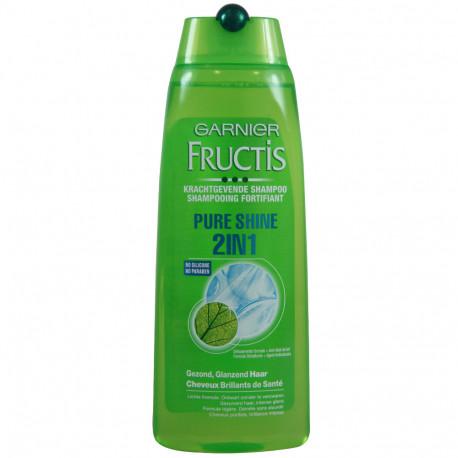 Garnier Fructis Shampoo 250 Ml Pure Shine 2in1 Tarraco Import Export