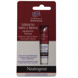 Neutrogena lipstick 15 ml. Nose & lips.