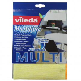 Vileda dishcloth microfibers 1u. Multi.
