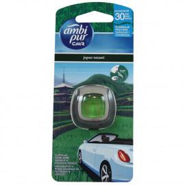 Ambipur ambientador coche clip 2 ml. Japan tatami.