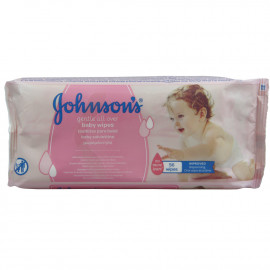 Johnson's toallitas 56 u.