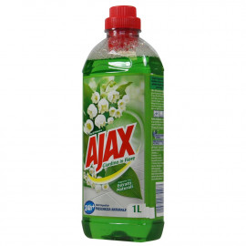 Ajax fregasuelos Flor de primavera 1 L.