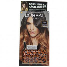 L'Oréal Paris dye Californian Wicks
