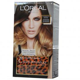 L'Oréal Paris dye Californian Wicks blond hair or dark.